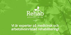 Rehabakademin - förebygger ohälsa